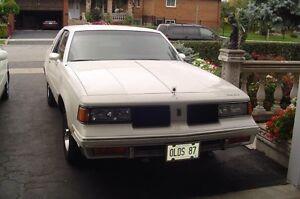 1987 Olds Cutlass