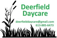 Deerfield Daycare - SPACE AVAILABLE!