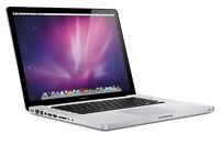 MacBook Pro 15.4'' 500Go -8Go 1067MHz DDR3 - 2.8GHz Core i7