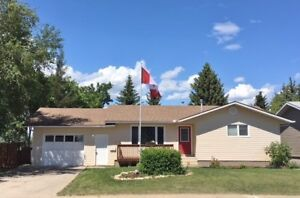 4 bedroom home in desirable location in Melfort
