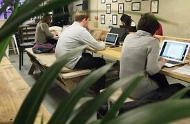 Collaborative workspace / desk spaces available for hire