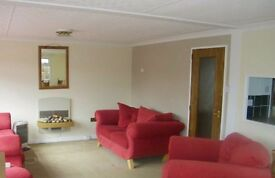 2 double bed park home