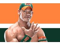 WWE Live in Leeds. Sunday November 6th. 2 great seats plus hotel stay also