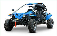 ** liquid cooled 2seater side by side 4x4 utv dune buggy **