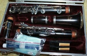 Rare school band instruments