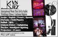 Calgary Arabic DJ - KRZ ENTERTAINMENT