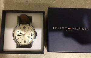 Tommy Hilfiger watch 45mm is as new Kingston Kingborough Area Preview