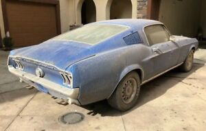 wanted ford mustang fastback 1967 1968 1969 1970 project !!!