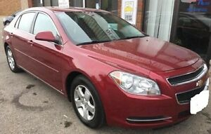 2009 Chevorlet Malibu LT Etested and Certified $4990
