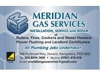 Meridian gas services