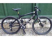 For sale carrera subway 1 hybrid men's mountain bike