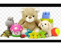 Toys and collectables wanted