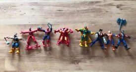 Marvel mashers toys