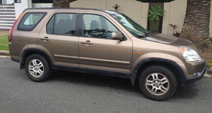 HONDA CRV 2002 Sport Wagon