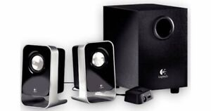 Logitech Multimedia Speakers with Subwoofer