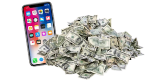 TOP CASH FOR YOUR UNWANTED IPHONE
