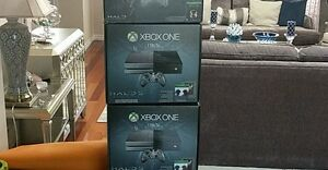 **BRAND NEW Xbox one** – Halo 5 + 1TB