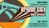 Spice up you wedding or event with Bridge CIty Music Services...