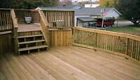 FENCE DECK SIDING GAZEBOS(FREE ON SITE QUOTE)WE SHOW OUR WORK...