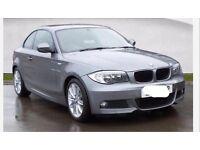 BMW 1Series Coupe, Diesel 120d M Sport