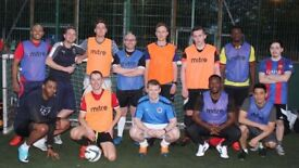 Football players wanted! Mens 5 a side football Barnes South London