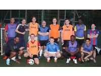Men's 5 A Side Football Team in Barnes, South West London