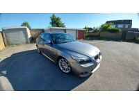 BMW 520D M SPORT MANUAL 6SPD