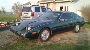 1985 Nissan 300ZX OR TRADE FOR CERTIFIED VAN OR SUV