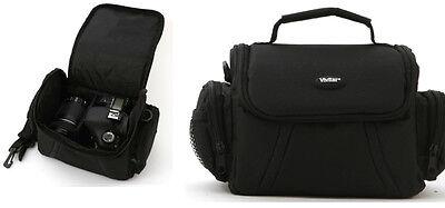 MEDIUM CAMERA BAG CASE FOR CANON EOS REBEL XS XSI XT XTI SL1 T3I T4I T5I T5 T6  Canon Rebel Xti Camera Case