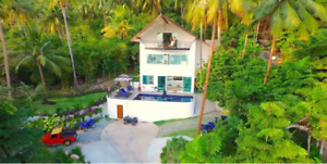 Top Ko Tao Thailand Vacation Rentals – The Gardenia Villa