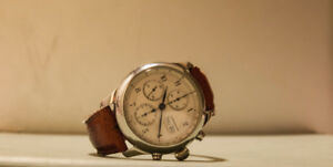 Longines seems swissair chronograph no2 watch