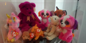 Ty Toys and Ty Toys Beanie Boos for sale!