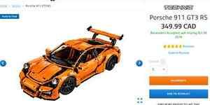LEGO Porsche Technic  911 GT3 RS - DON'T GET SCAMMED.