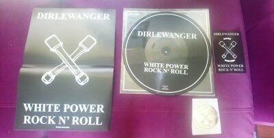 Swedish Oi! 28 isd rebelles europeens ROR  Skin LP PIc disc Dirl.....er