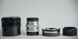 Jupiter 3 lens 50mm F1.5 m39 for A7 or leica, WOW!!!