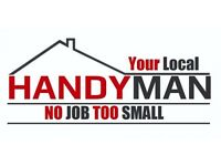 Handyman & Man with Van & Computer repair/build/upgrade service