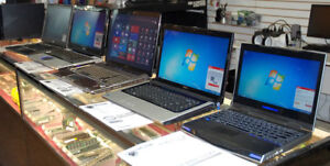 fast refurbished laptops under 200.  or fix your current one :)