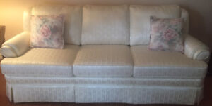 Free White Couch & Chair