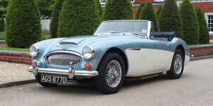 Looking for Austin Healey 3000 or Saxon or else