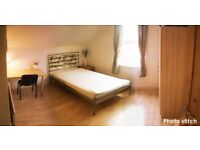 Lovely Large Double Bedroom, Newly Furnished, £65 all inclusive. No Min/Max contract (£100 deposit)