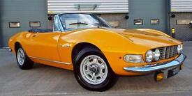 1968 Fiat Dino 2.0 Spider Ultra Rare Example Giallo Positano Rare Chance To Own