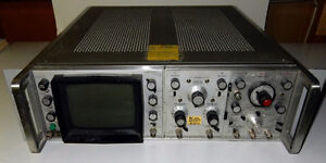 HP 50MHz 2 Channel Oscilloscope with Delay Timebase