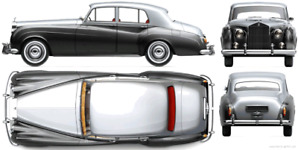 1958 Rolls Royce Silver Cloud I Parts