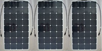 300 Watt Flexible Solar Panel Kit
