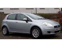 2007 Fiat Grande Punto 1.2 Dynamic + NEW CAM BELT & W/PUMP JUST FITTED +1 YR MOT