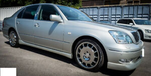 2001 Lexus LS c/f spec Carlsson Sedan