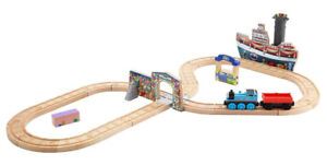 Thomas Wooden Railway Set, Celebration on Sodor