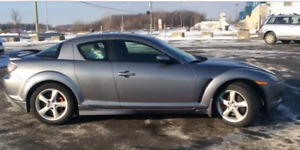 MAZDA RX8 GS,2004,AUTOMATIC, FULLY LOADED,ACCIDENT FREE, SHIFT P