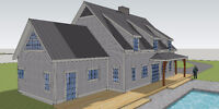 Architectural Drafting and Design Services - Drawings/Models