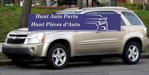 Chevrolet Equinox 2005 2006 2007 2008 2009 Parts Pièces